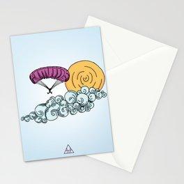 Waldo got Wings Stationery Cards