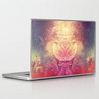lovecraft Laptop & iPad Skins featuring shryyn yf lyys by Spires