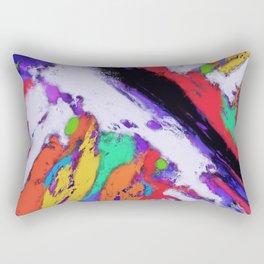 Intersection Rectangular Pillow
