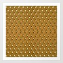 Luxury Golden Leather vector new design by happinessart