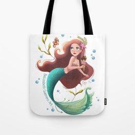 Summer Mermie Tote Bag