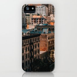 San Francisco architecture iPhone Case