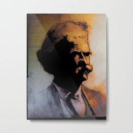 Mar Twain Metal Print