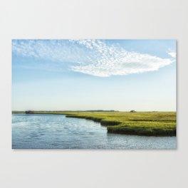 Assateague Island Canvas Print