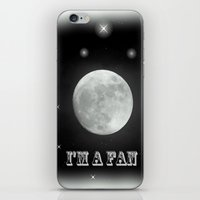 lunar iPhone & iPod Skins featuring LUNAR by Laake-Photos