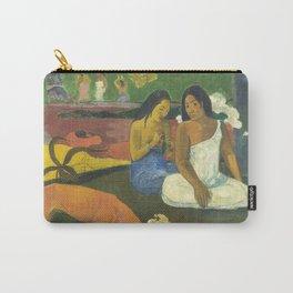 Arearea by Paul Gauguin Carry-All Pouch