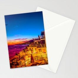 Twilight 5639 Laguna Riviera Beach Resort Stationery Cards