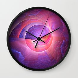 The Escher Effect Wall Clock
