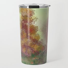 Morning Birds Travel Mug