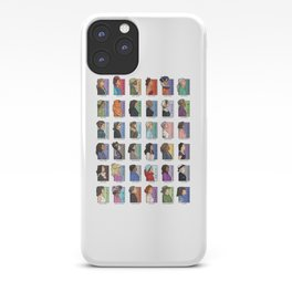 She Series - Real Women Collage 1-4 iPhone Case