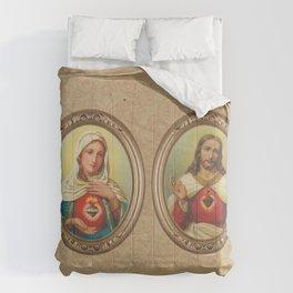 Sagrados Corazones Comforters