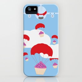 operation cupcake iPhone Case