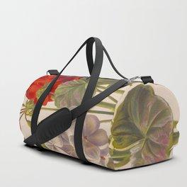 Geranium no. 5 - Ryan Charles, L. Prang & Co. - 1893 Duffle Bag