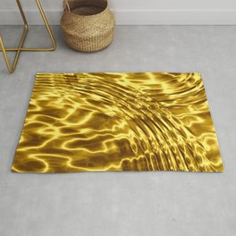 Gold Drops - Sumptuous Rug