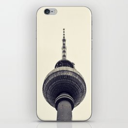 Berliner Fernsehturm iPhone Skin