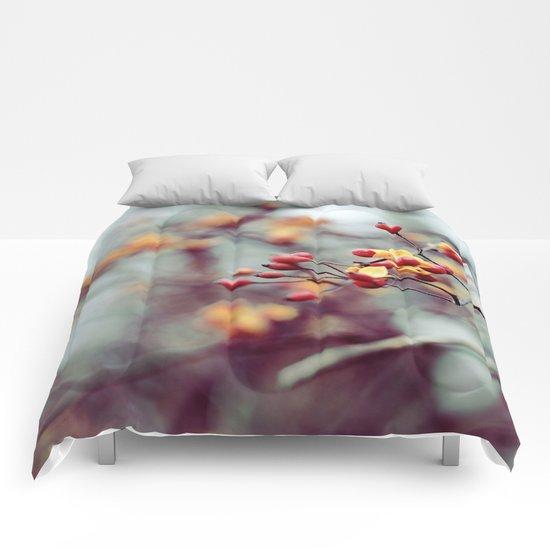 Frozen Fruit Comforters