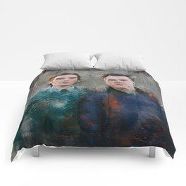 1 & 2 Comforters