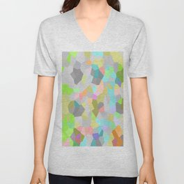Crystallize 9 Unisex V-Neck