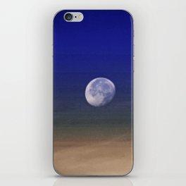 """Old World Moon"" Photograph iPhone Skin"