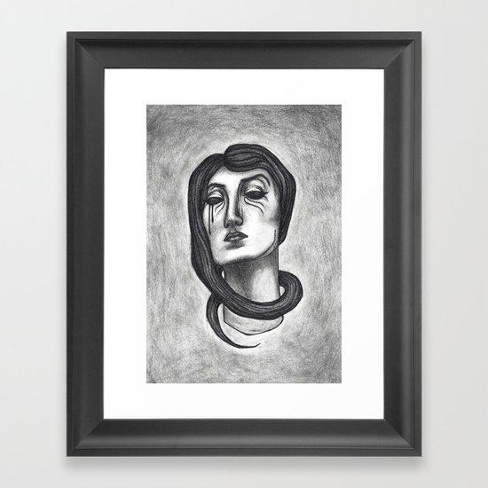All Wrapped Up Framed Art Print