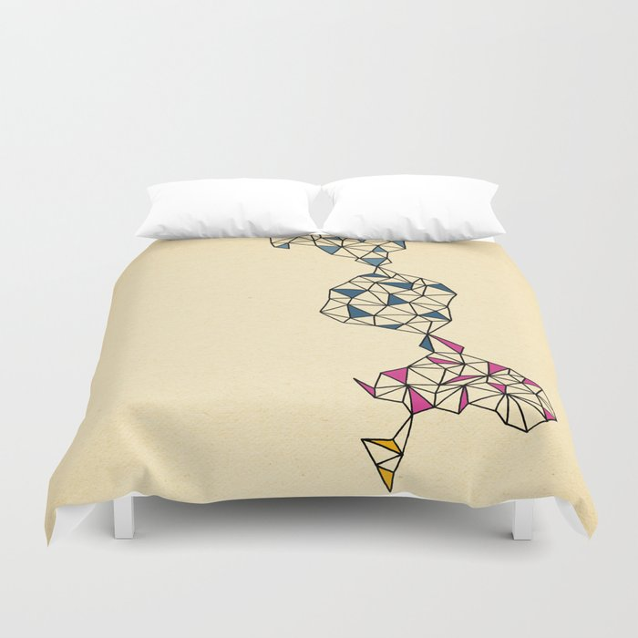 - quartz - Duvet Cover