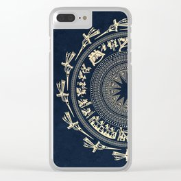 Dong Son drum, Vietnam Clear iPhone Case