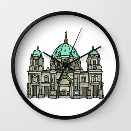 Berlin Cathedral Wall Clock