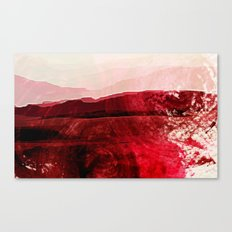 Dreaming of red Canvas Print