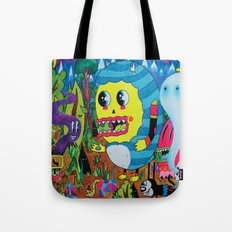 The Treasure Hunters Tote Bag