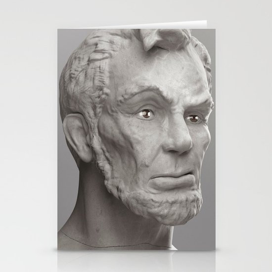 Visions - Lincoln Stationery Cards