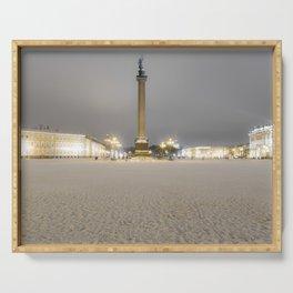 Sankt Petersburg Schlossplatz Serving Tray