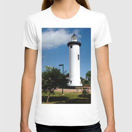 Old Lighthouse @ Rincon T-shirt