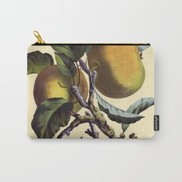 Vintage Apples Carry-All Pouch