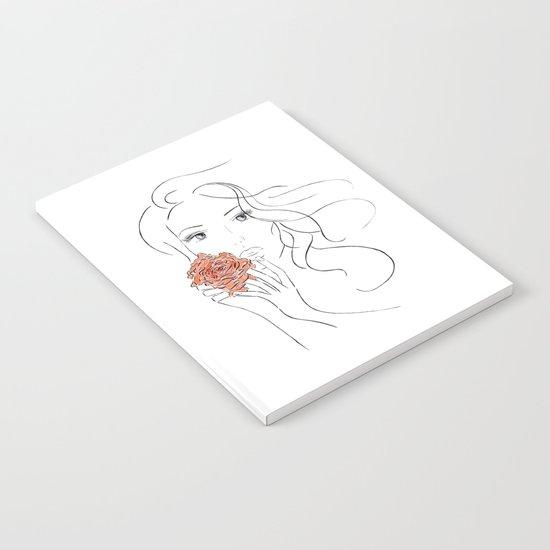 Beauty Blossom Notebook