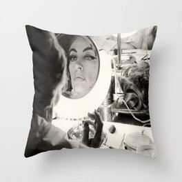 Spackle Throw Pillow