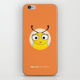 Becky the Bee iPhone Skin