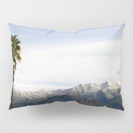 Southern California Snow Pillow Sham