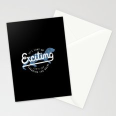 Exciting Stationery Cards