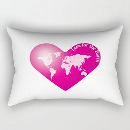 Love for the Earth_P Rectangular Pillow