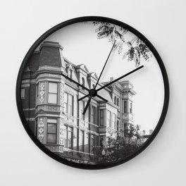 Lincoln Park Wall Clock