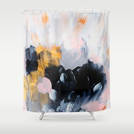 formation: bliss Shower Curtain