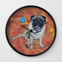 woody Wall Clocks featuring Woody by gretzky