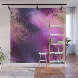 Glazed in Pink Wall Mural