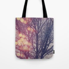 All the pretty lights (2) Tote Bag