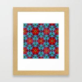 Kaleido Infinitum Framed Art Print