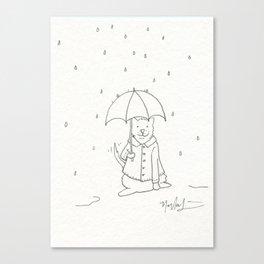 Vancouver special Canvas Print