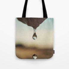 Drop of Spring Tote Bag