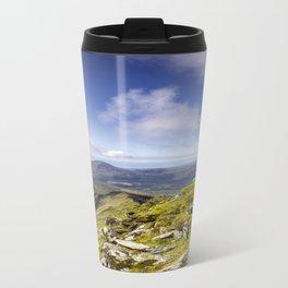 Snowdon To Anglesey Travel Mug