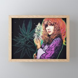 Wouldn't You Love to Love Her Framed Mini Art Print