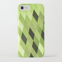 kiwi iPhone & iPod Cases featuring Kiwi by SilShapes